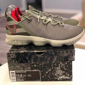 Nike Lebron 14 Low Size 11.5 XIV 878636-003